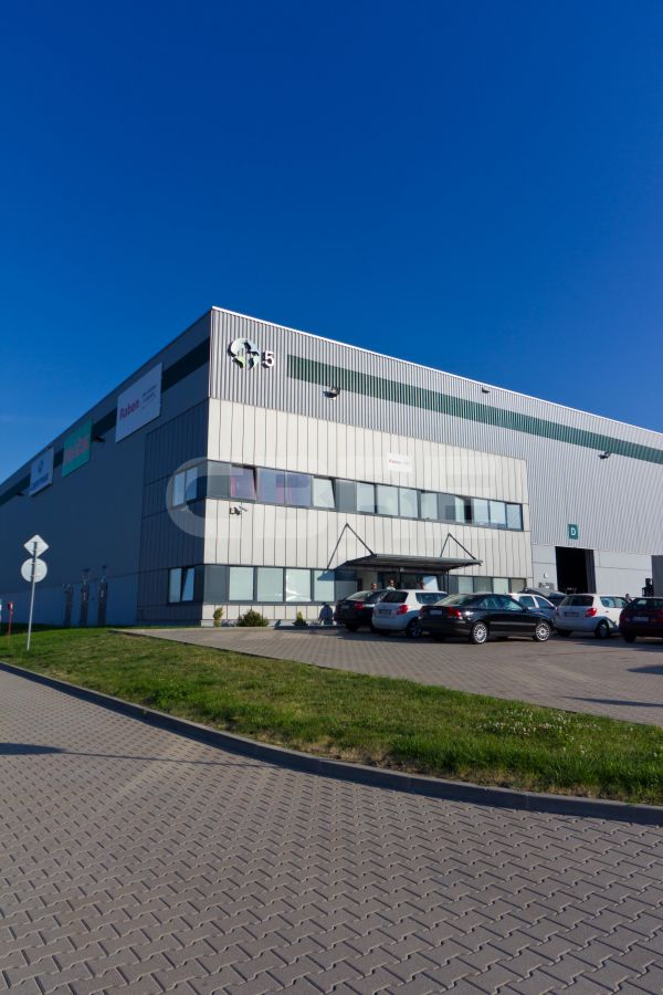 Prologis Park Senec - DC5, Bratislavský kraj, Senec | Prenájom a predaj skladov a výrobných hál od CBRE | 2