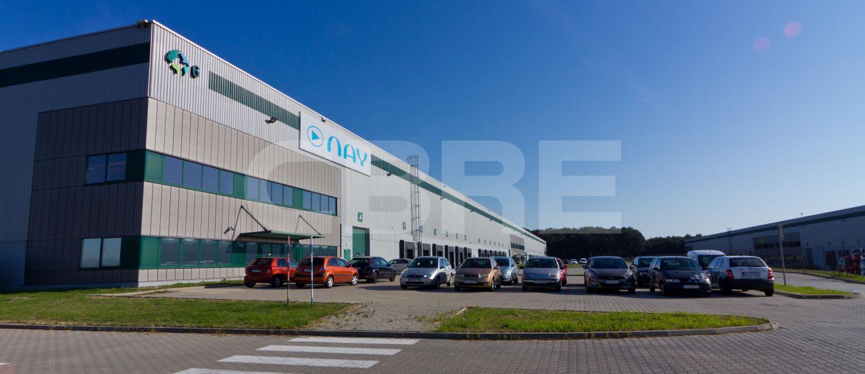 Prologis Park Senec - DC6 3 750 sq m, Bratislavský kraj, Senec | Prenájom a predaj skladov a výrobných hál od CBRE