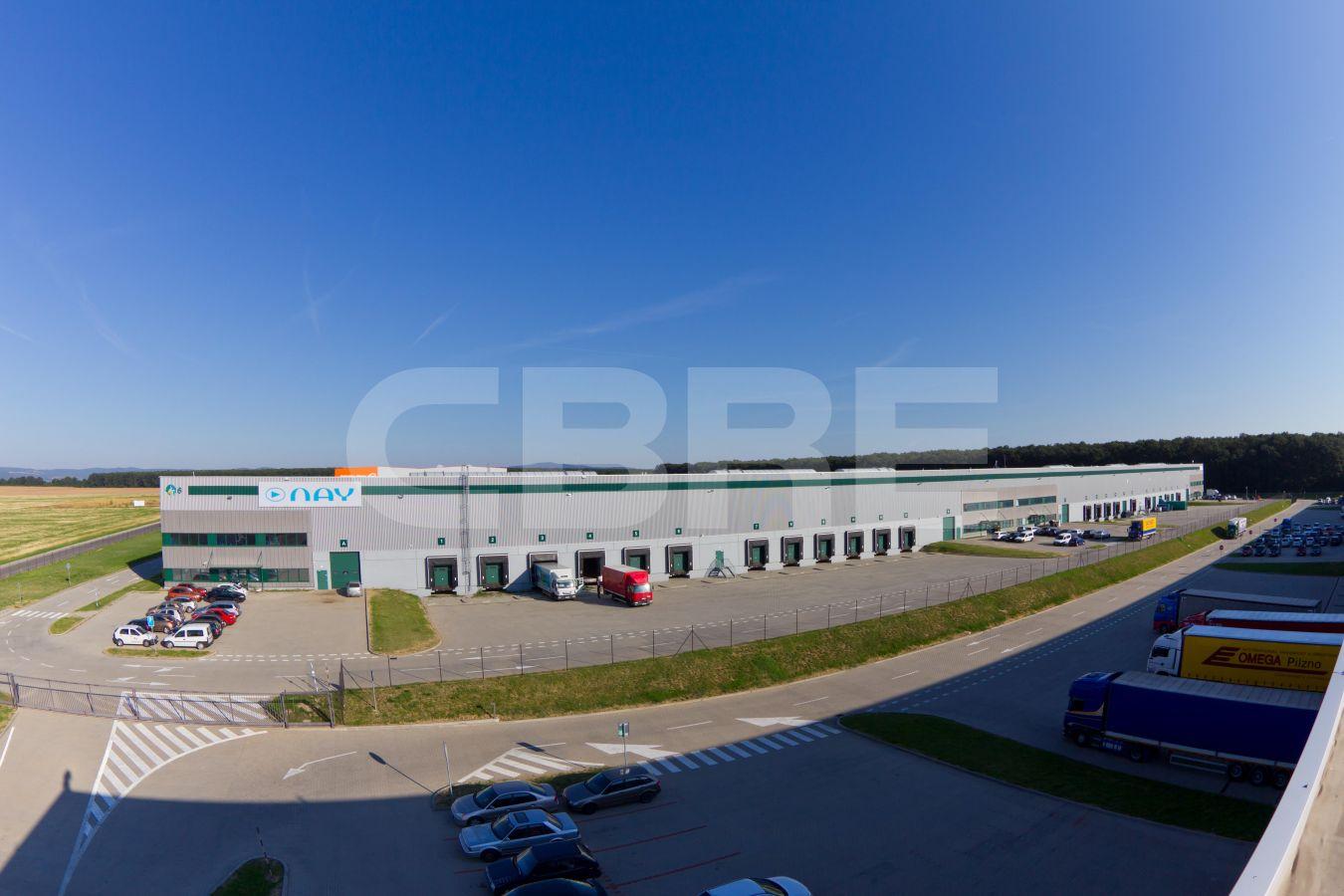 Prologis Park Senec - DC6 3 750 sq m, Bratislavský kraj, Senec | Prenájom a predaj skladov a výrobných hál od CBRE | 1
