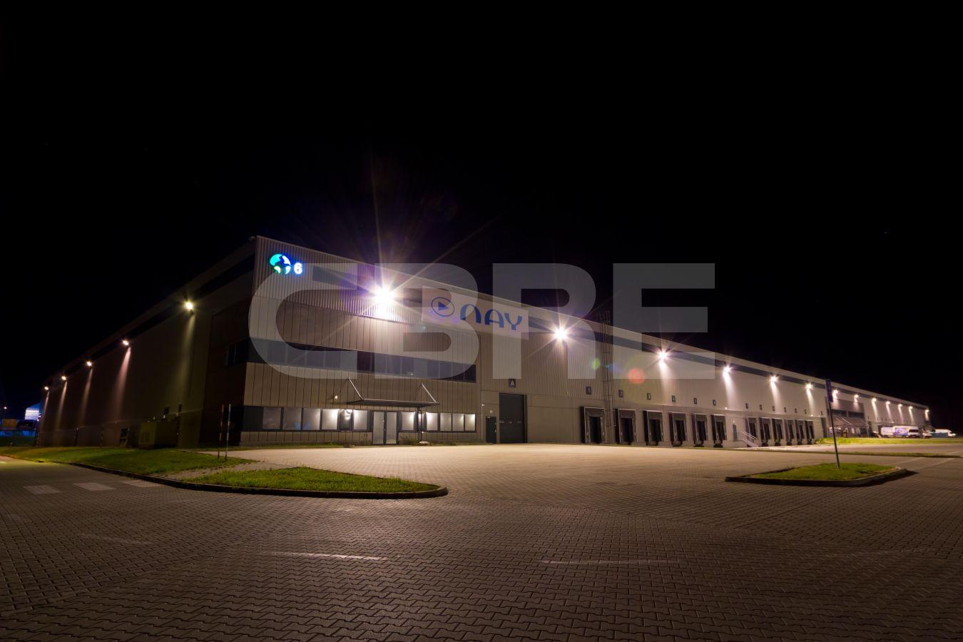 Prologis Park Senec - DC6 3 750 sq m, Bratislavský kraj, Senec | Prenájom a predaj skladov a výrobných hál od CBRE | 2