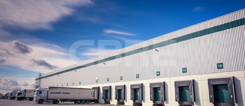 Prologis Park Senec - DC7 8 898 sq m, Bratislava Region, Senec | Warehouses for rent or sale by CBRE