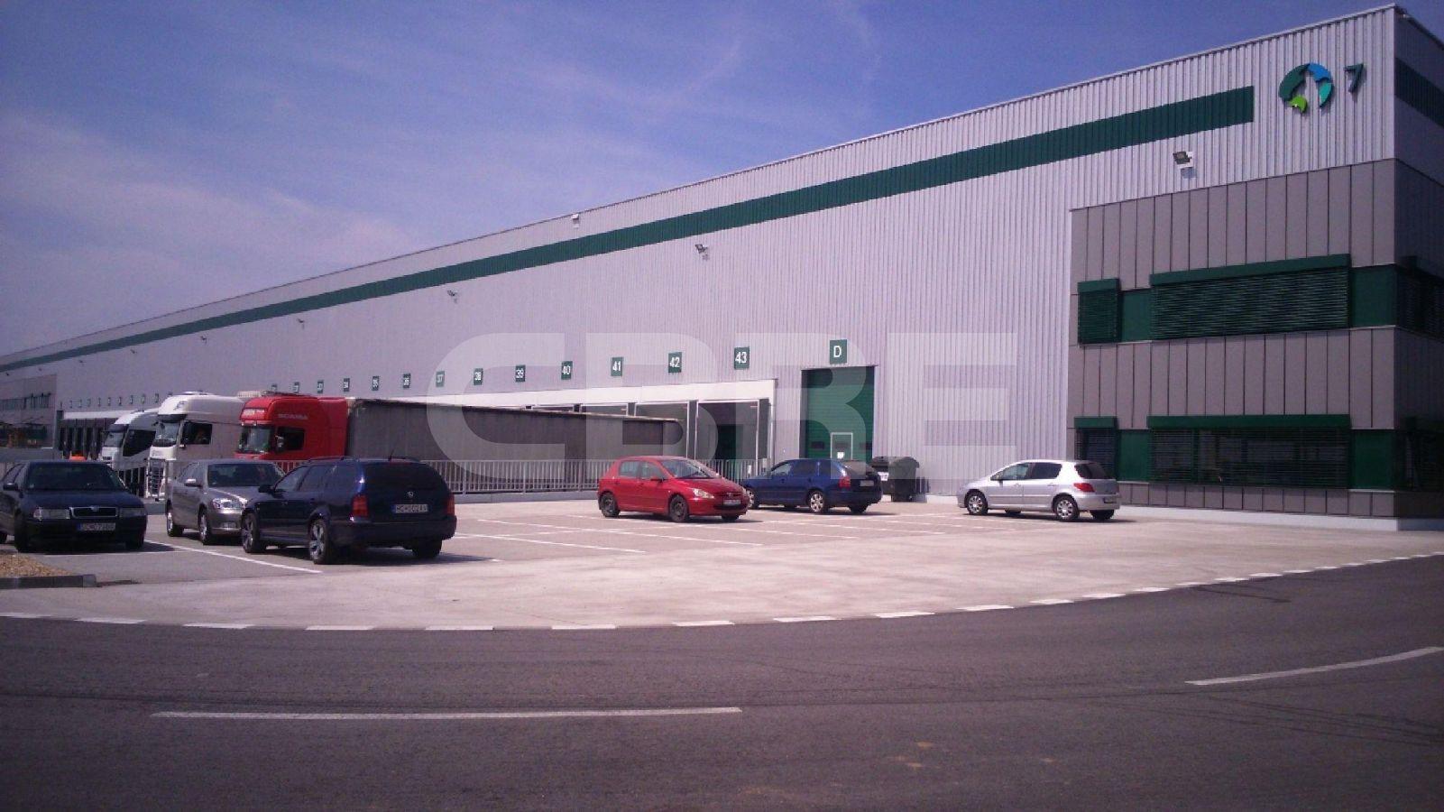 Prologis Park Senec - DC7 8 898 sq m, Bratislava Region, Senec | Warehouses for rent or sale by CBRE | 1