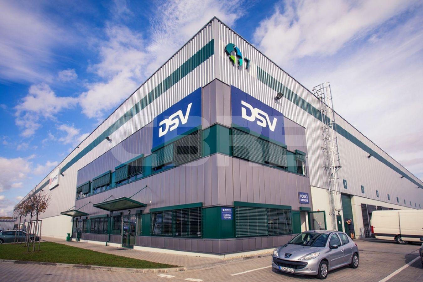 Prologis Park Senec - DC7 8 898 sq m, Bratislava Region, Senec | Warehouses for rent or sale by CBRE | 2
