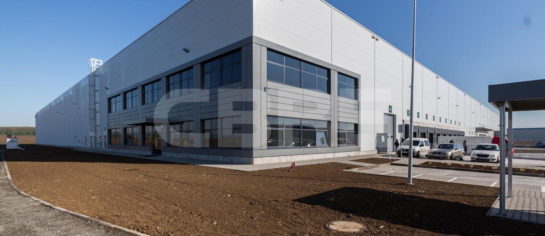 Prologis Park Senec - DC9, Bratislavský kraj, Senec | Prenájom a predaj skladov a výrobných hál od CBRE