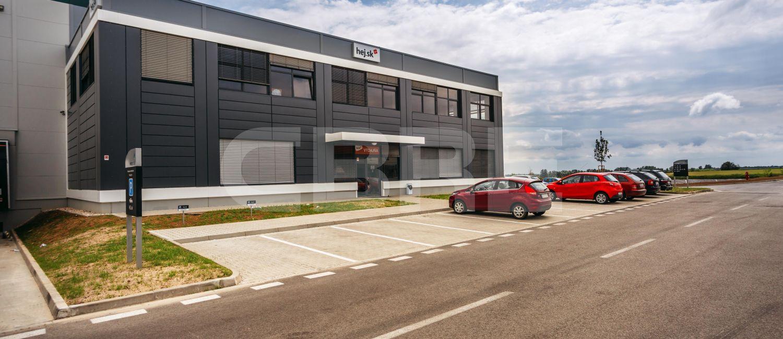 Prologis Park Senec - DC 10A, Bratislavský kraj, Senec | Prenájom a predaj skladov a výrobných hál od CBRE