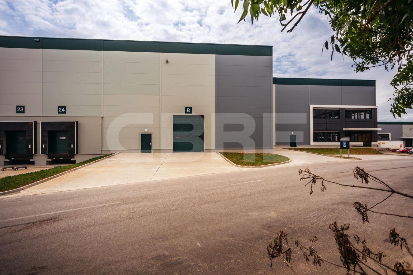 Prologis Park Senec - DC 10B 5 878 sq m, Bratislavský kraj, Senec | Prenájom a predaj skladov a výrobných hál od CBRE | 2