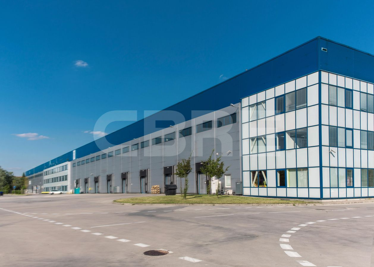 Contera Park Sv Jur - Hall A, Bratislava Region, Svätý Jur | Warehouses for rent or sale by CBRE | 2
