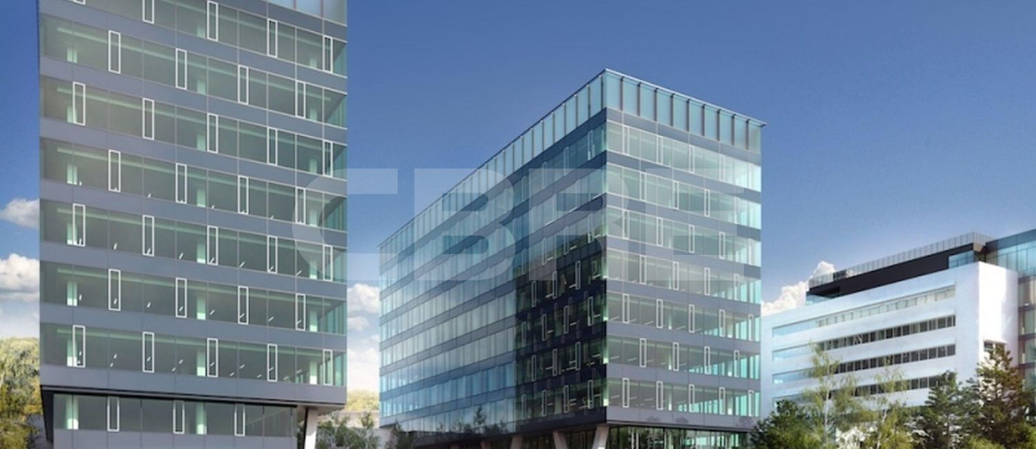 Reding Tower III, Bratislava - Rača | Offices for rent by CBRE