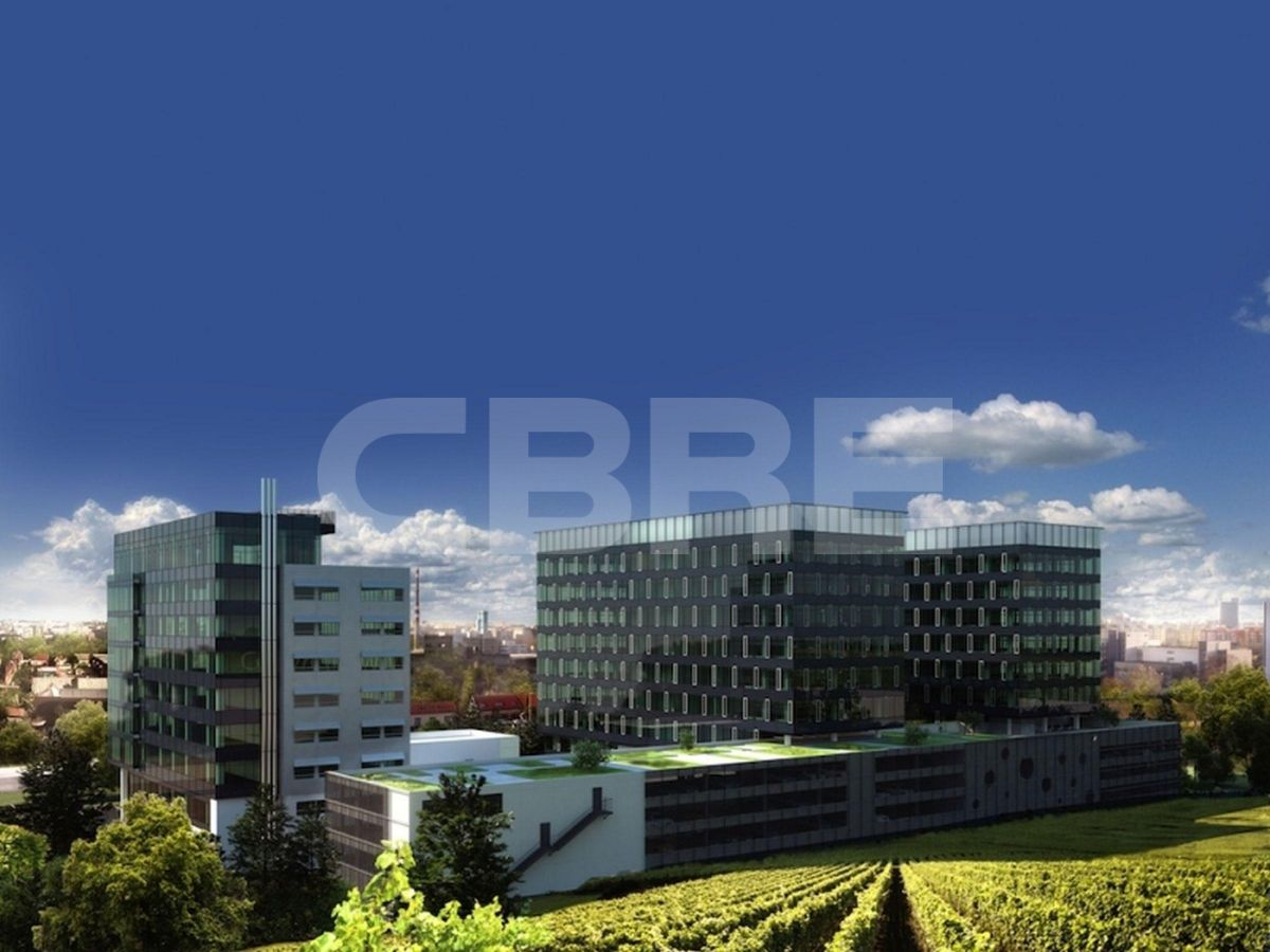 Reding Tower III, Bratislava - Rača | Offices for rent by CBRE | 1