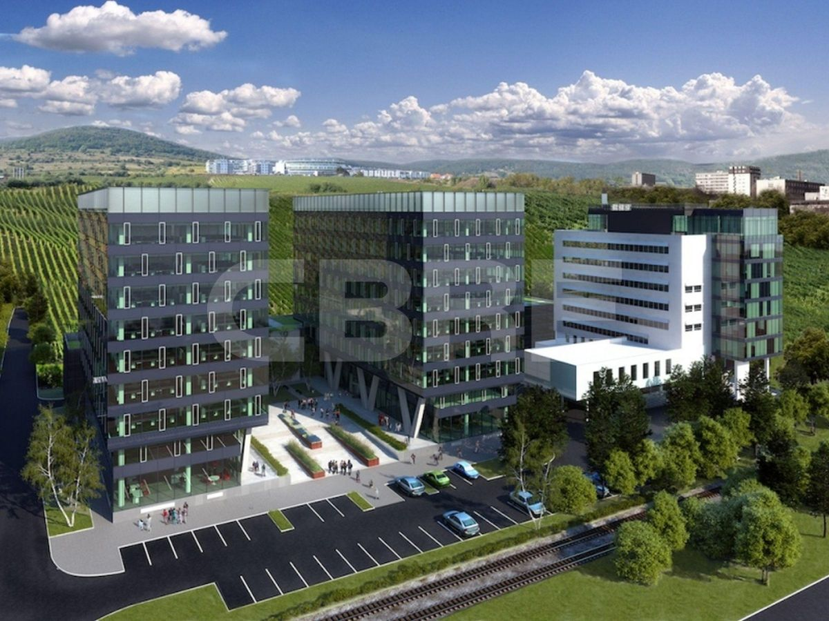 Reding Tower III, Bratislava - Rača | Offices for rent by CBRE | 2