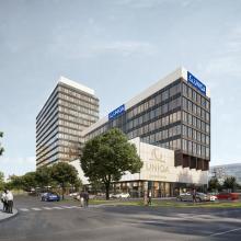 Einsteinova Business Center, Bratislava - Petržalka   Prenájom kancelárií od CBRE