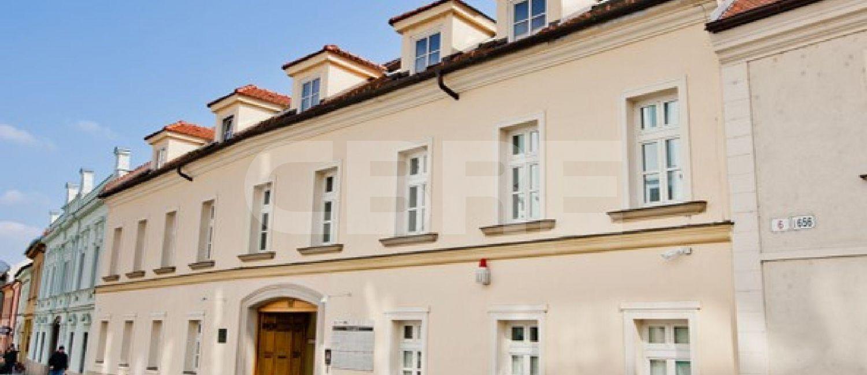 Panenská 8, Bratislava - Staré Mesto | Prenájom kancelárií od CBRE