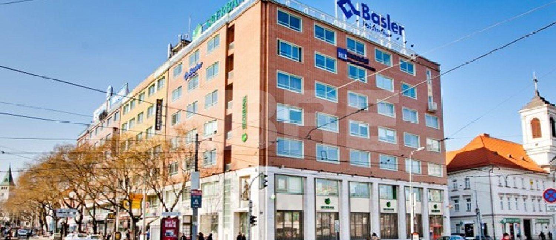Námestie SNP 15, Bratislava - Staré Mesto | Offices for rent by CBRE