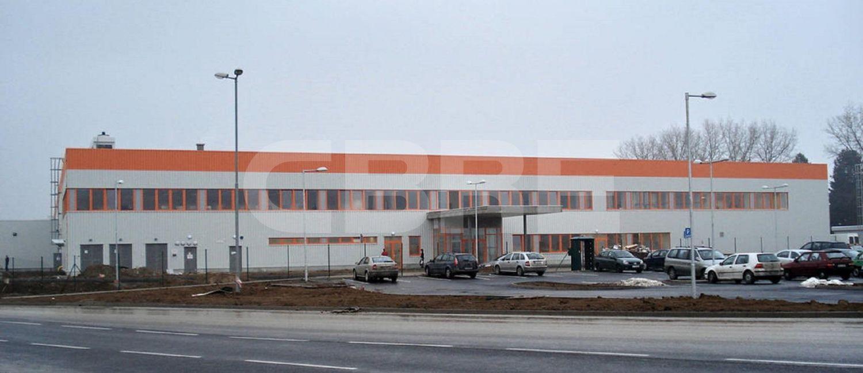 DCA Park Ilava, Trenčiansky kraj, Ilava | Prenájom a predaj skladov a výrobných hál od CBRE