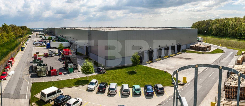 GLP Senec - Hall A, Bratislavský kraj, Senec | Prenájom a predaj skladov a výrobných hál od CBRE