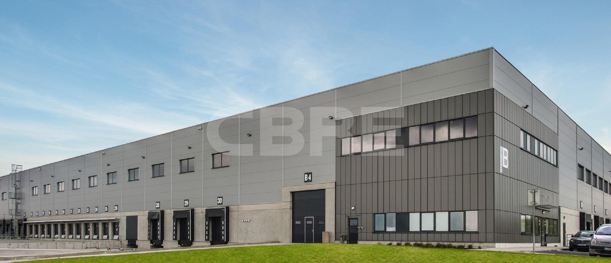 GLP Senec - Hall B, Bratislavský kraj, Senec | Prenájom a predaj skladov a výrobných hál od CBRE | 1