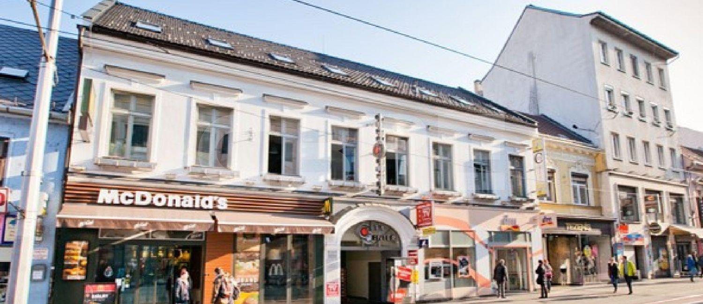 Obchodná 58, Bratislava - Staré Mesto | Prenájom kancelárií od CBRE