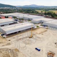 CTPark Bratislava - BRA2, Bratislavský kraj, Bratislava | Prenájom a predaj skladov a výrobných hál od CBRE