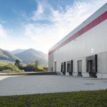 P3 Zilina - DC 2, Žilinský kraj, Strečno | Prenájom a predaj skladov a výrobných hál od CBRE