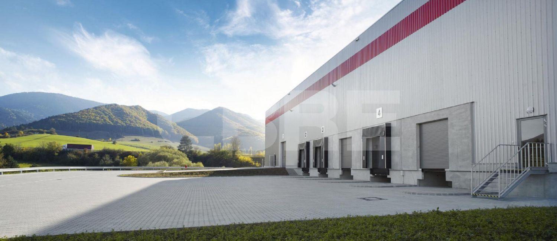 P3 Zilina - DC 1, Žilinský kraj, Strečno | Prenájom a predaj skladov a výrobných hál od CBRE