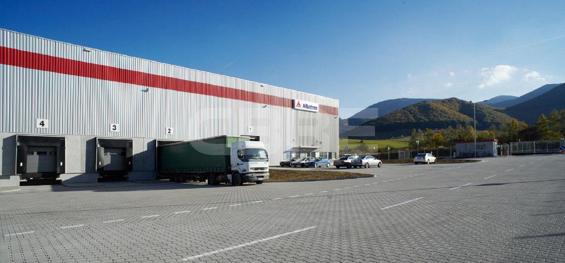 P3 Zilina - DC 1, Žilinský kraj, Strečno | Prenájom a predaj skladov a výrobných hál od CBRE | 2