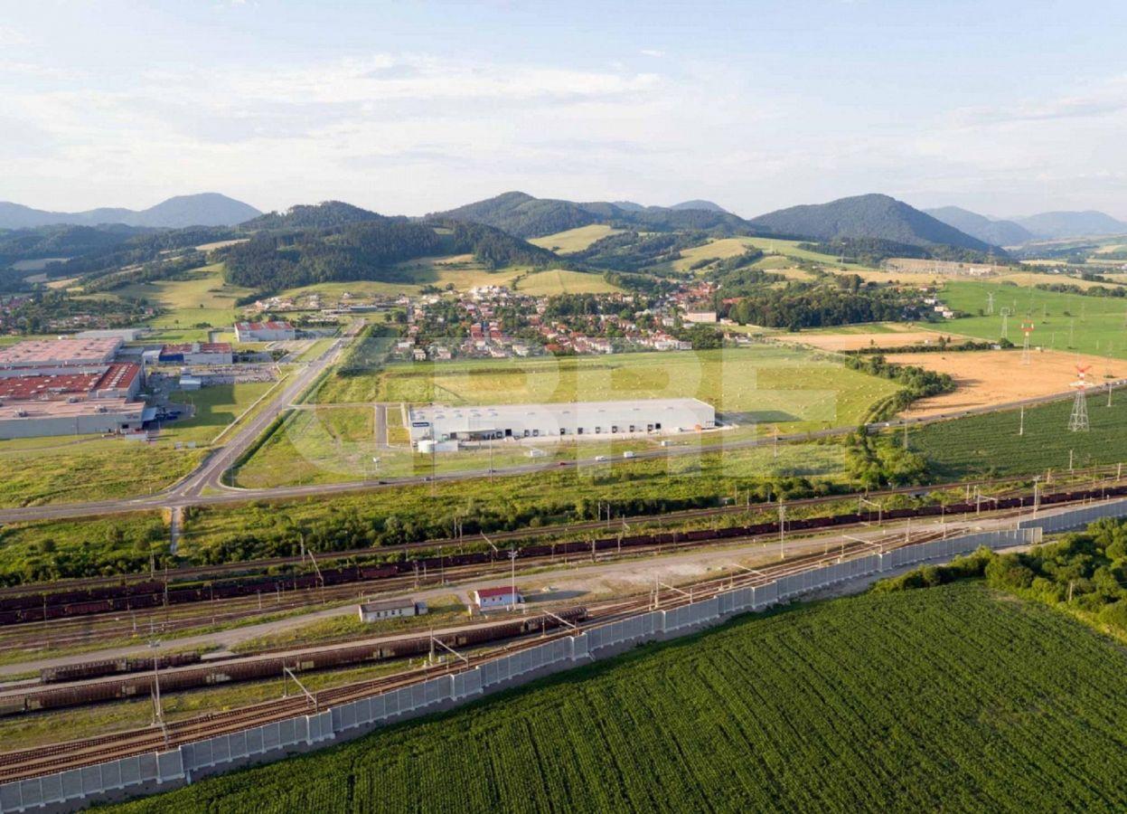 ctPark Zilina - ZG1, Žilinský kraj, Gbeľany   Prenájom a predaj skladov a výrobných hál od CBRE   1