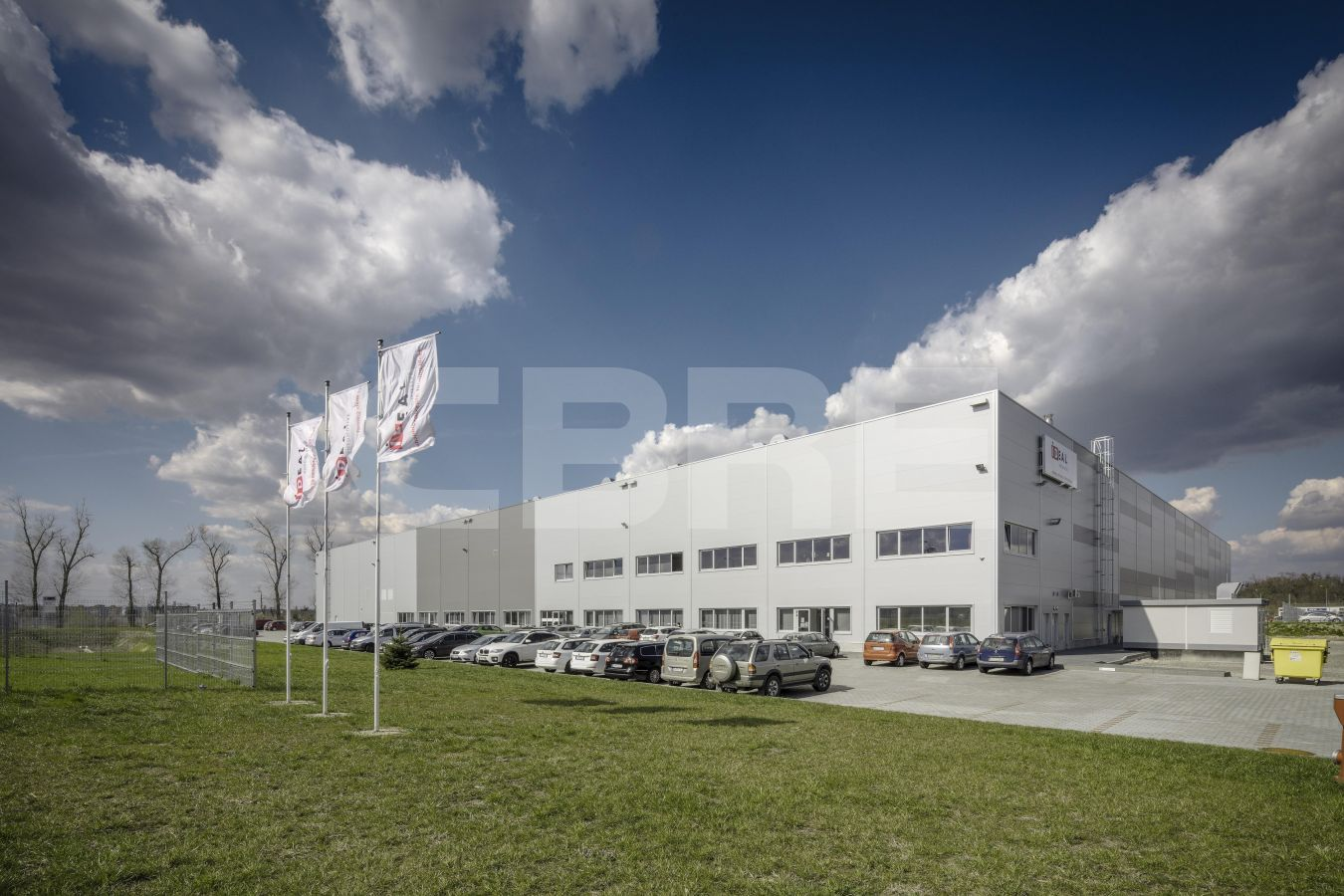 VGP Park Malacky - Hall C, Bratislavský kraj, Malacky | Prenájom a predaj skladov a výrobných hál od CBRE | 2