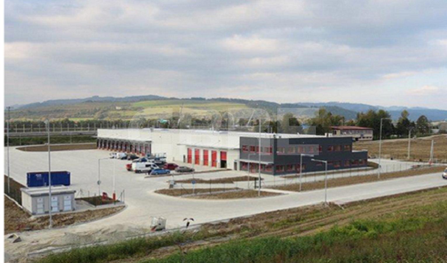 Immopark Žilina - Hala Z1, Žilinský kraj, Dolný Hričov | Prenájom a predaj skladov a výrobných hál od CBRE | 1