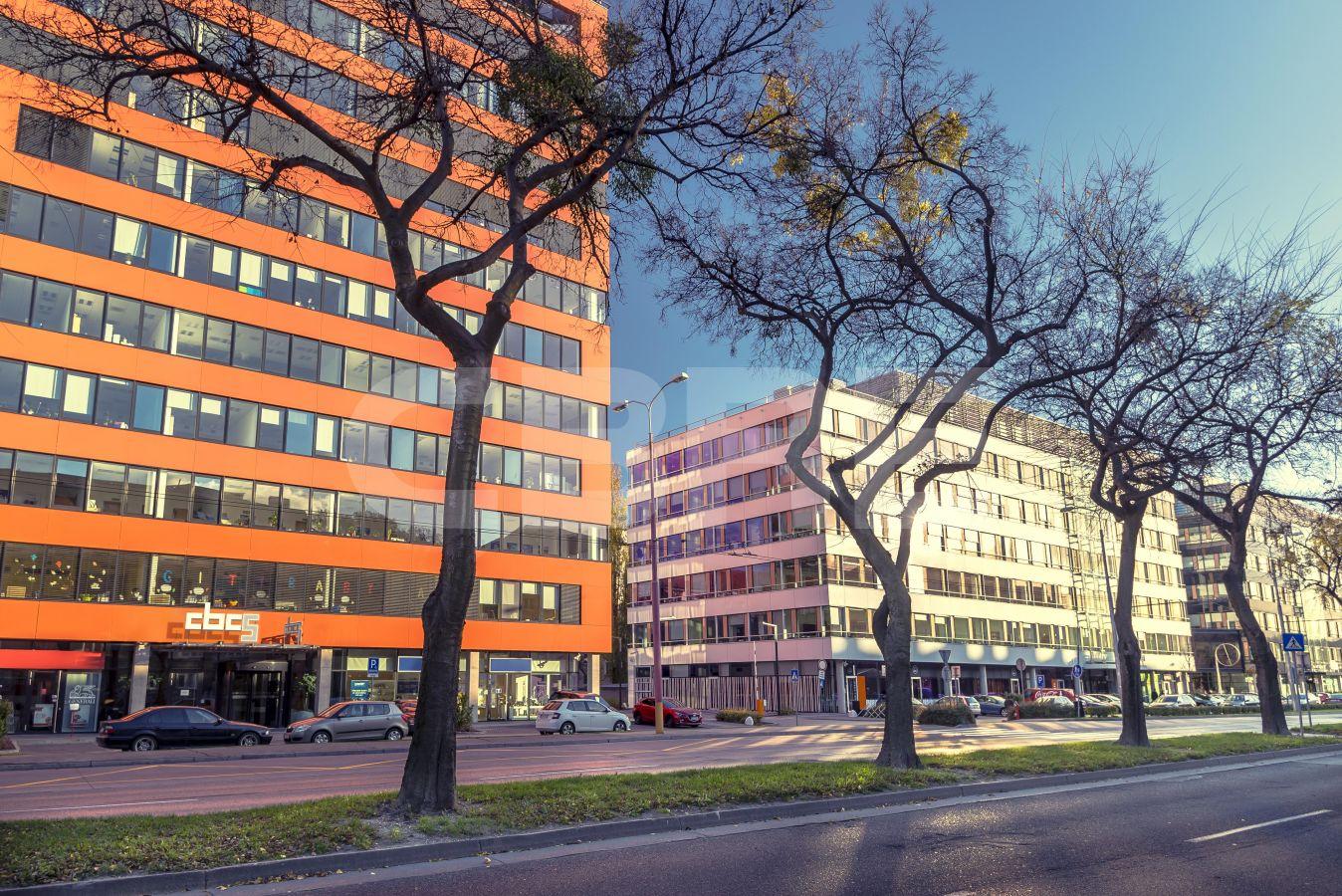 CBC V, Bratislava - Staré Mesto | Prenájom kancelárií od CBRE | 1