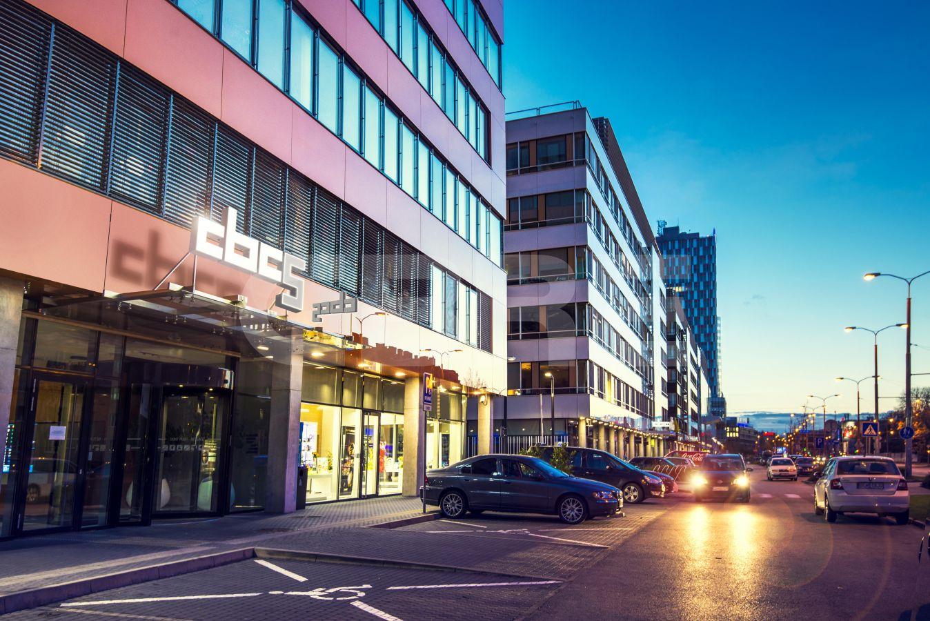 CBC V, Bratislava - Staré Mesto | Prenájom kancelárií od CBRE | 2