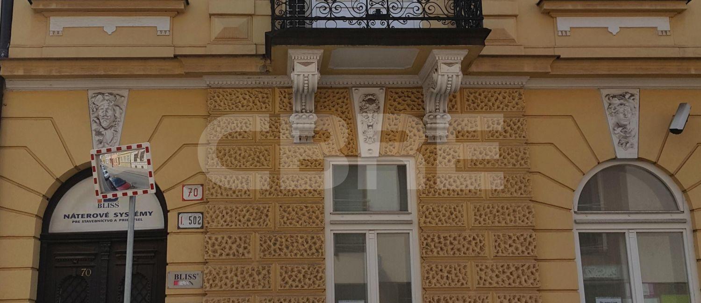 Mäsiarská Košice, administratívne priestory, Košice - Staré Mesto | Prenájom kancelárií od CBRE