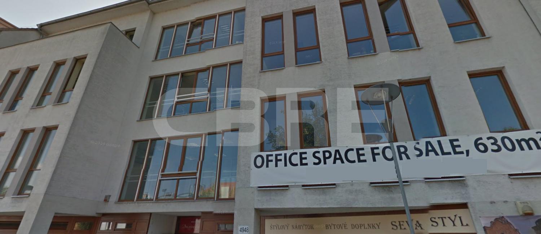 Zámocká 34, Bratislava - Staré Mesto | Prenájom kancelárií od CBRE