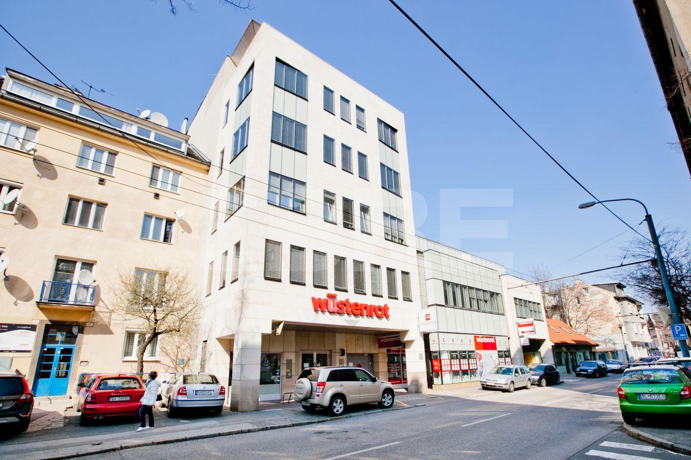 Žilinská 7-9, Bratislava - Staré Mesto | Prenájom kancelárií od CBRE | 1