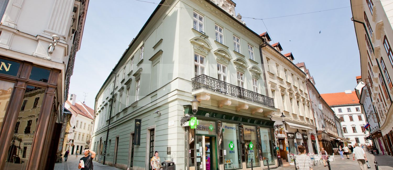 Zelený dom, Bratislava - Staré Mesto | Offices for rent by CBRE
