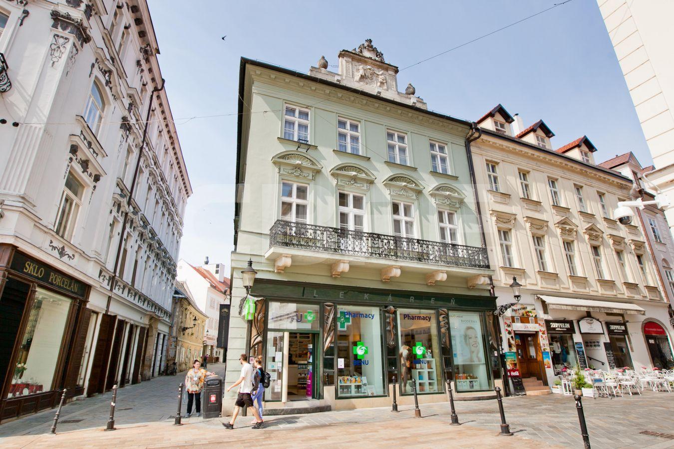 Zelený dom, Bratislava - Staré Mesto | Offices for rent by CBRE | 1