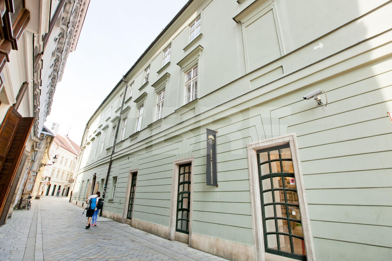 Zelený dom, Bratislava - Staré Mesto | Offices for rent by CBRE | 2