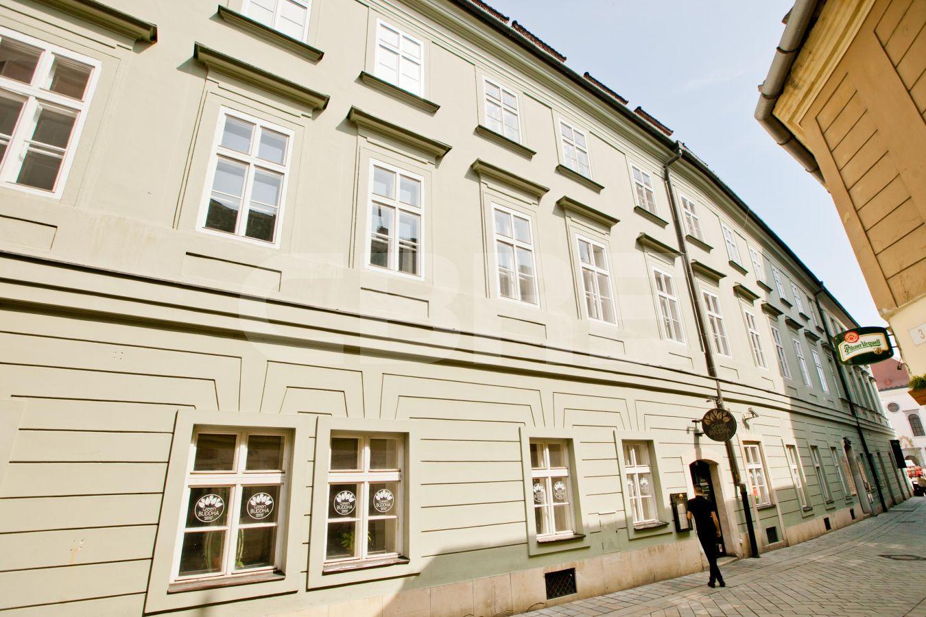 Zelený dom, Bratislava - Staré Mesto | Offices for rent by CBRE | 4