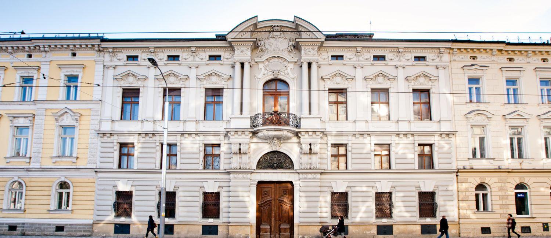 Vidor Palace, Bratislava - Staré Mesto | Offices for rent by CBRE