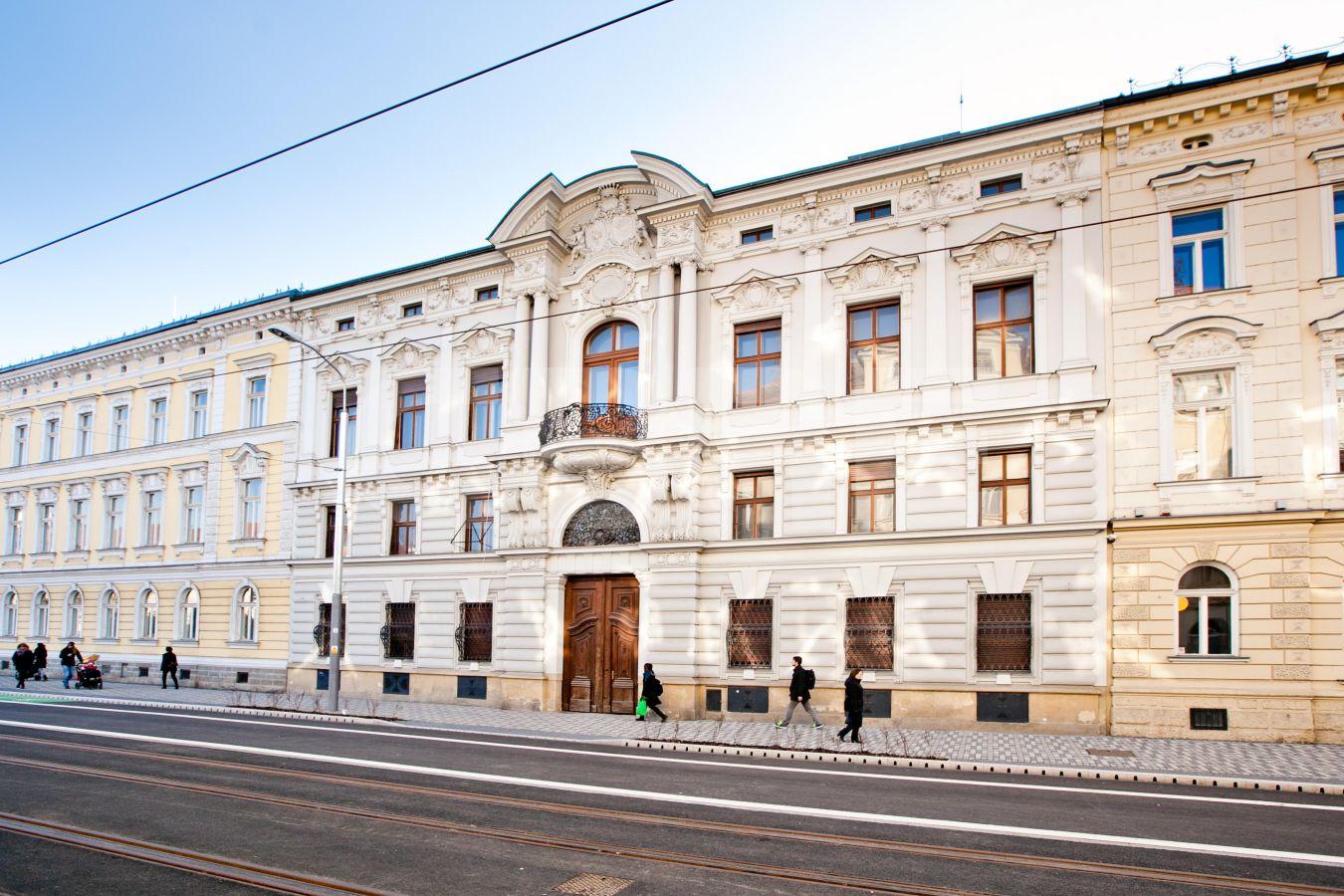 Vidor Palace, Bratislava - Staré Mesto | Prenájom kancelárií od CBRE | 1