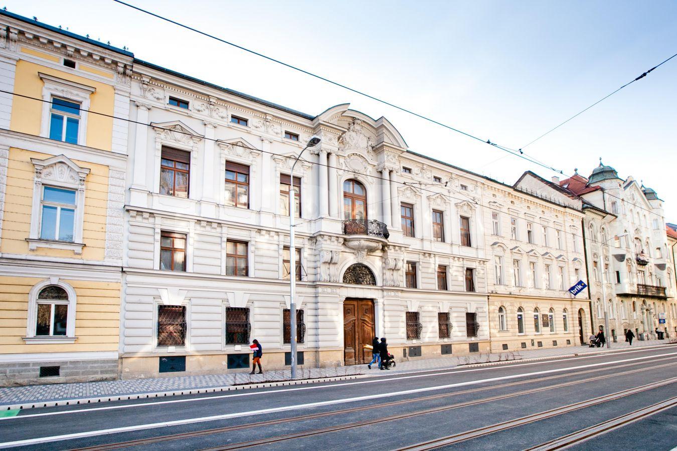 Vidor Palace, Bratislava - Staré Mesto | Prenájom kancelárií od CBRE | 2