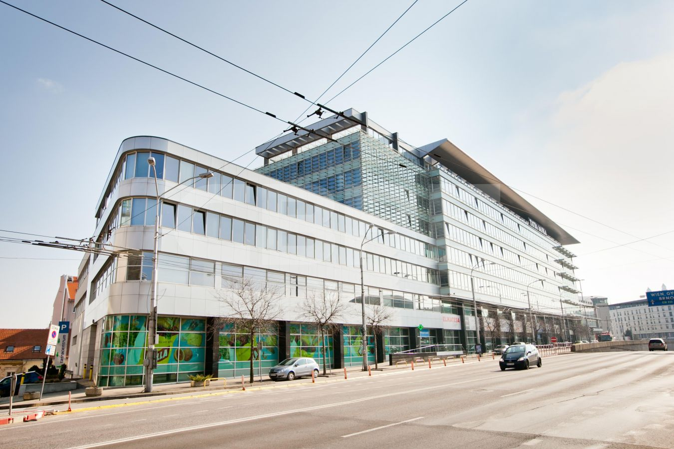 Tatracentrum, Bratislava - Staré Mesto | Offices for rent by CBRE | 1