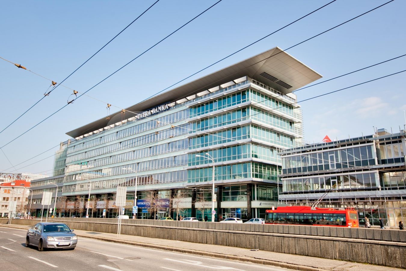Tatracentrum, Bratislava - Staré Mesto | Offices for rent by CBRE | 2