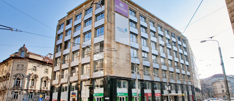 Pressburg Trade Center, Bratislava - Staré Mesto | Offices for rent by CBRE