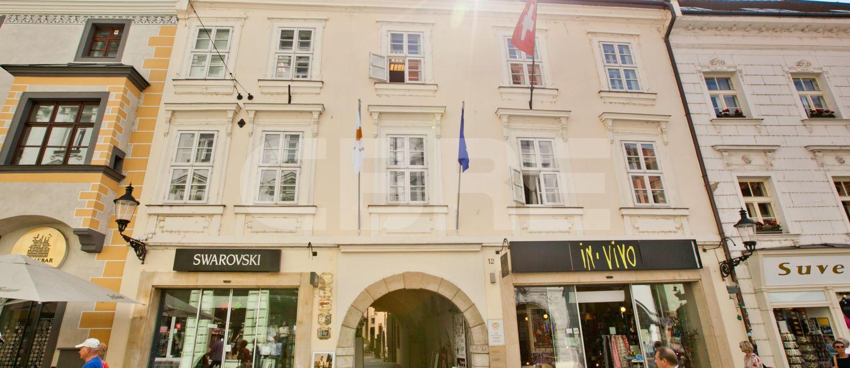 Michalská - Burghers House, Bratislava - Staré Mesto | Prenájom kancelárií od CBRE