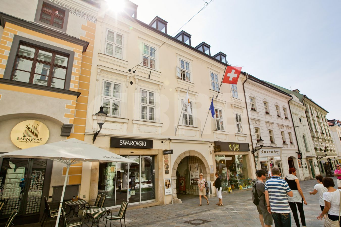 Michalská - Burghers House, Bratislava - Staré Mesto | Prenájom kancelárií od CBRE | 1