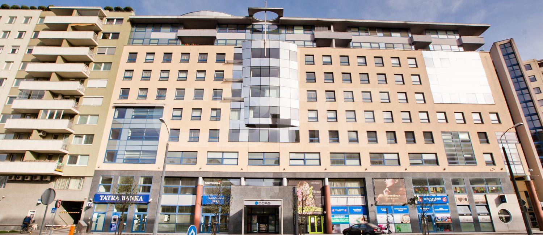 Košická 56, Bratislava - Ružinov | Offices for rent by CBRE