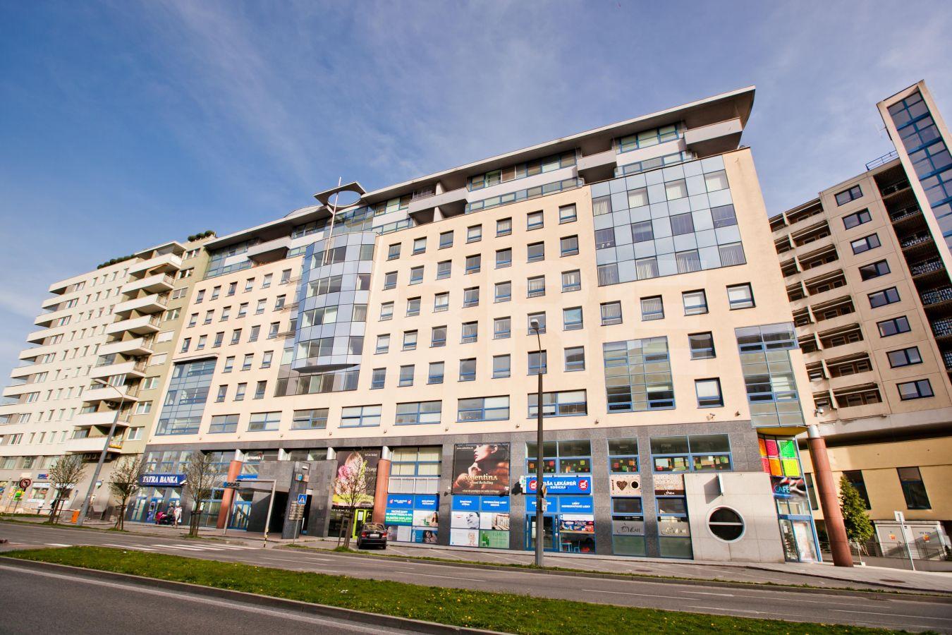 Košická 56, Bratislava - Ružinov | Offices for rent by CBRE | 1