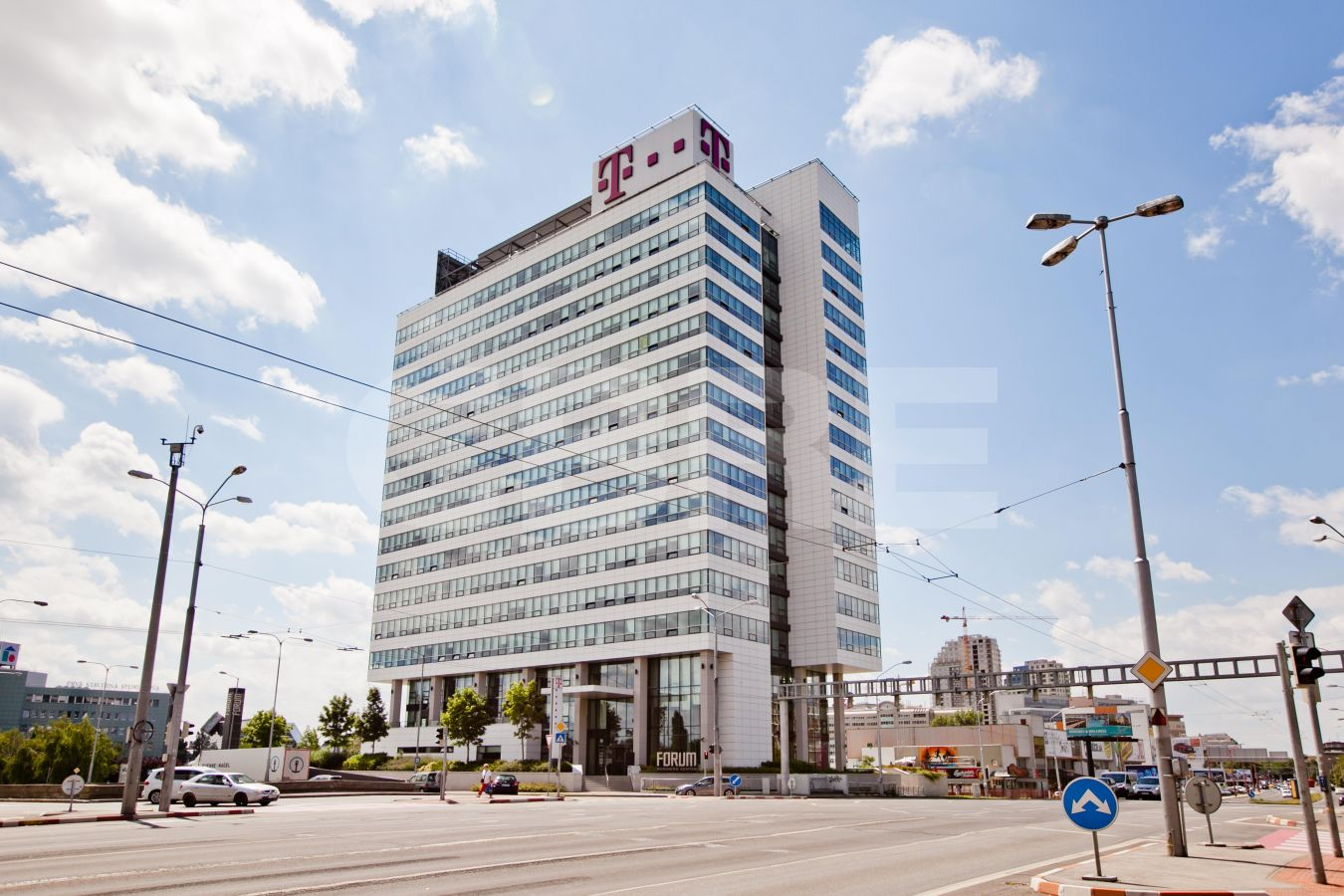 Forum BC, Bratislava - Ružinov | Offices for rent by CBRE | 1