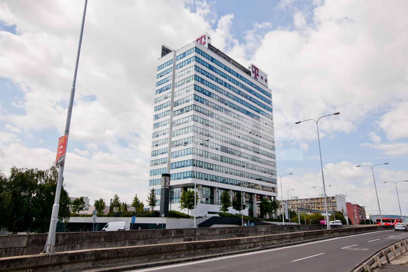 Forum BC, Bratislava - Ružinov | Offices for rent by CBRE | 2