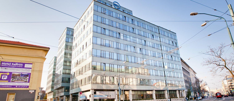 Cubus, Bratislava - Staré Mesto | Prenájom kancelárií od CBRE